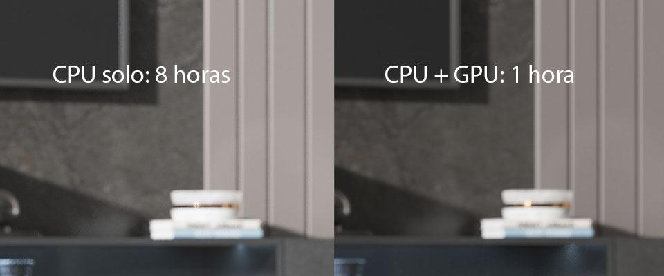 Render V-Ray GPU
