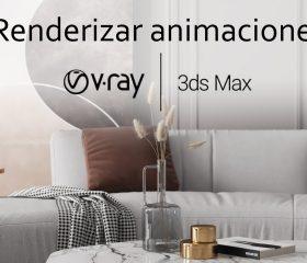 Animacion 3dsMax Vray 5 Next